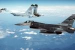 Video: Su-27 Nga xua F-16 NATO khỏi máy bay Bộ trưởng Quốc phòng