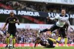 Trực tiếp Tottenham vs Man City
