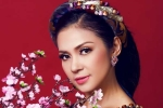 Người đẹp Việt Trinh khoe vẻ đẹp không tuổi với áo dài Tết