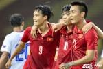 Video U22 Việt Nam 4-0 U22 Philippines: Công Phượng rực sáng, Tuấn Tài thoát kiếp 'chân gỗ'