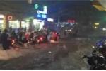 Những hình ảnh 'không thể tin nổi' trong trận ngập ở TP.HCM ngày 26/9