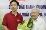 Hội đồng hương Huế tại Hà Nội vinh danh nhà vô địch Olympia 2016 Hồ Đắc Thanh Chương