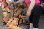 Chạy chốt 141, nam thanh niên tông CSGT văng lên không trung