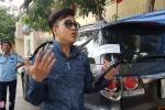 Quách Tuấn Du quyết định bán xe hơi sau khi xe bị cẩu về phường