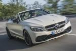 Cận cảnh siêu phẩm Mercedes C-Class Cabriolet 2017