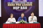 1,5 triệu USD giải thưởng cho giải Mobile eSport đầu tiên tại Việt Nam