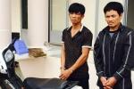 Truy đuổi 50 km, cảnh sát 113 tóm gọn hai tên cướp như phim hành động