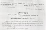 Dọa trường học ở Hà Tĩnh, nhà báo bị dừng công tác 6 tháng