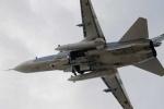 Chiến đấu cơ Su-24 bị bắn hạ: Bộ Quốc phòng Nga lên tiếng