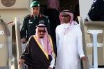 Thăm Indonesia ngắn ngày, Vua Ả Rập Xê út mang 459 tấn hành lý và đoàn tùy tùng 600 người