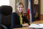 Người đẹp Crưm trở thành nữ tướng trẻ tuổi nhất nước Nga