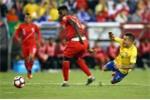 Cầu thủ Peru đấm bóng vào lưới, Brazil uất hận rời Copa America