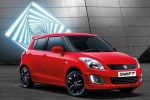 Cận cảnh Suzuki Swift DLX giá từ 150 triệu