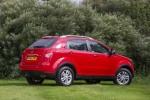 Korando - Xe Hàn nức tiếng 10 năm trước tái xuất mẫu SUV mới