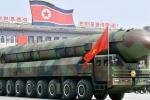 Nghi vấn tên lửa liên lục địa mới của Triều Tiên chỉ có vỏ