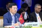Phó Thủ tướng Phạm Bình Minh phát biểu tại Hội nghị Ngoại trưởng ASEAN lần thứ 50