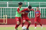 Việt Nam vs Jordan: Hữu Thắng dùng Huy Hùng hỗ trợ Tuấn Anh-Xuân Trường?