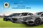 16 xe sang chờ đón golfer tại FLC Golf Championship 2016