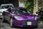Aston Martin Rapide S màu độc nhất Việt Nam, giá hơn 10 tỷ đồng