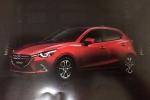 Lộ diện ô tô cỡ nhỏ, giá rẻ Mazda2 phiên bản 2017