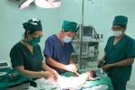 Đăk Lăk: Hy hữu bé gái xuất hiện cùng lúc 2 dị tật cực kỳ hiếm gặp