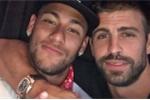 Neymar: 'Thông điệp của Pique chỉ là trò đùa'