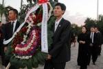 Đoàn đại biểu Đảng, Nhà nước Việt Nam viếng Lãnh tụ Cuba Fidel