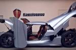 Kinh ngạc tính năng biến hình trên siêu xe giá 2 triệu USD