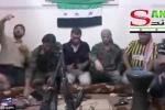Video: Phiến quân Syria 'tự sướng' khi đang nhậu vô tình kích nổ bom