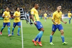 Video kết quả Brazil vs Paraguay: Brazil giành vé đầu tiên dự World Cup 2018