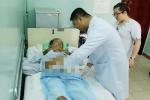 Người đàn ông 54 tuổi bị hoại tử bộ phận sinh dục do nhiễm trùng