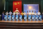 Tặng máy lọc nước, Tân Á Đại Thành khuyến khích người dân nâng cao nhận thức về an toàn nguồn nước