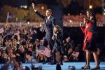 Video: Khoảnh khắc lịch sử khi Obama chiến thắng bầu cử Tổng thống Mỹ 2008