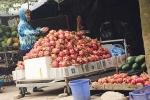Giá rẻ bèo, thanh long ở Hà Nội vẫn đắt gấp 30 lần tại vườn