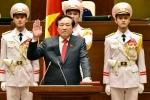 Chánh án Nguyễn Hòa Bình phát biểu gì sau khi nhậm chức?