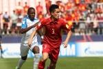 Việt Nam vs Jordan: Không có đất cho sao trẻ U20 Việt Nam