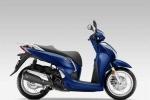 Ngày đầu mở bán, Honda SH 300i giá 248 triệu đồng ế khách