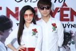 Hậu lễ cầu hôn, Trương Quỳnh Anh - Tim mặc đồ đôi cực đáng yêu