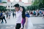 Cong Vinh, Thuy Tien ghi hinh cho kenh truyen hinh nuoc ngoai hinh anh 7