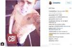Justin Bieber lại gặp sự cố với ảnh nhạy cảm