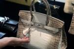 Đại gia giấu mặt chi 8,3 tỷ mua túi xách mỗi năm chỉ có 1-2 chiếc ra lò