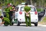 Bắt nghi phạm đâm xối xả tài xế taxi 10 nhát, cướp 1,2 triệu đồng