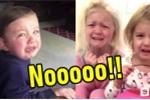 Phì cười phản ứng 'vật vã' của trẻ em khi biết bố mẹ ăn hết kẹo Halloween