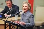 Cựu Ngoại trưởng Mỹ Hillary Clinton lên tiếng về vụ email cá nhân