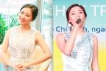 Video: Văn Mai Hương lần đầu hát 'Fly me to the moon' tại sự kiện