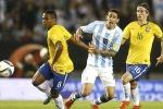 Trực tiếp vòng loại World Cup 2018: Brazil vs Argentina