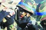 Lính Hàn Quốc chăm chắm dưỡng da vì lo... ế vợ