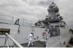 Ấn Độ hạ thủy tàu khu trục lớn nhất