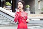 Hoa hậu Trần Thị Quỳnh dịu dàng làm MC