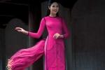 Tôn vinh giá trị truyền thống với Lễ hội áo dài